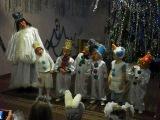 Новогодний утренник у Артёма 2013 (5) танец снеговиков,,,,